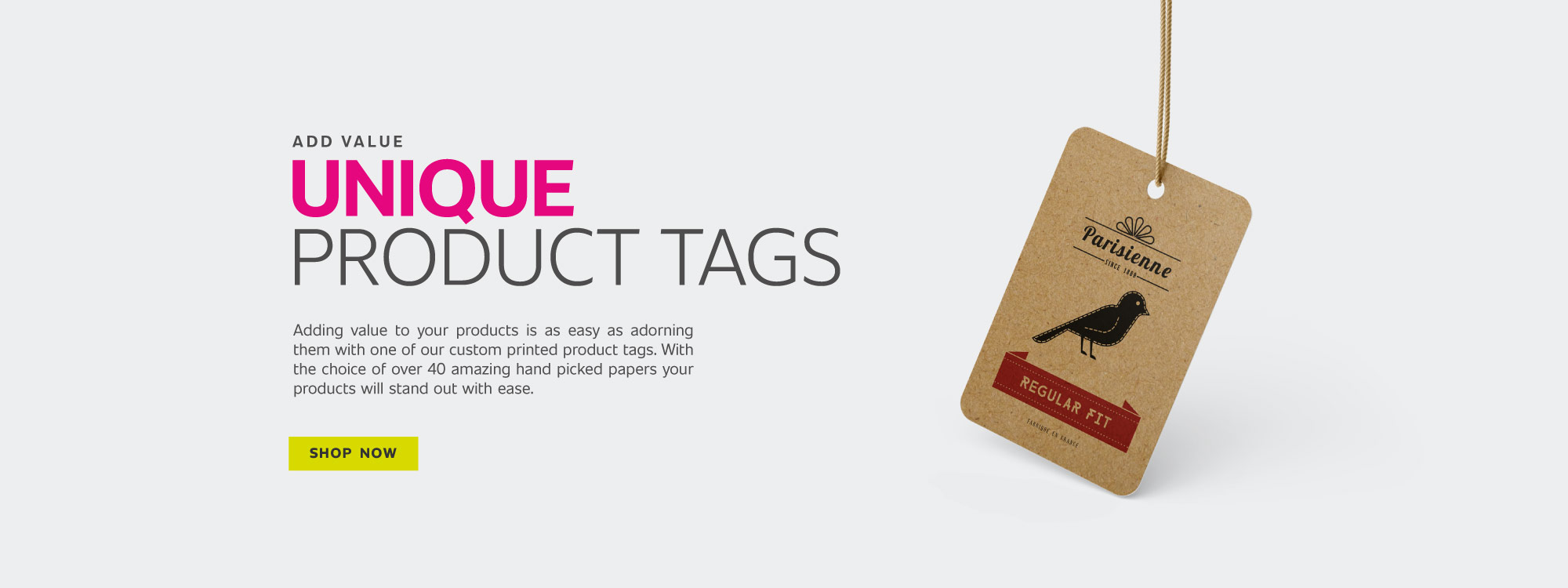 AuraPrint Home Page Banner